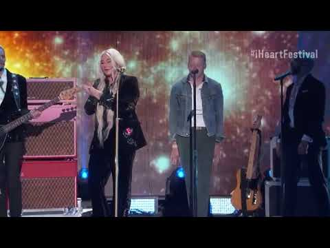Kesha & Macklemore - Good Old Days (Live For The First Time IHeartRadio 2017) HD