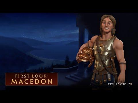 Dwie unikalne jednostki, Basilikoi Paides i bonusy przy podbijaniu miast - tak, w największym skrócie, prezentuje się Macedonia w grze Civilization VI