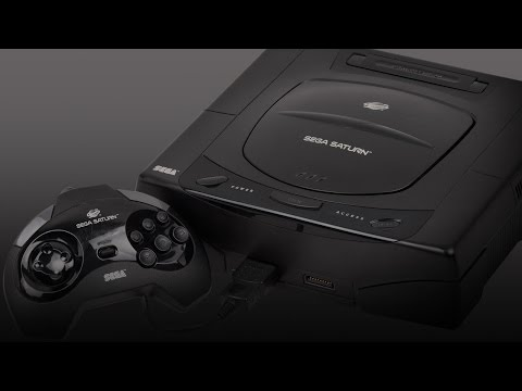 All Sega Saturn Games - Every Saturn Game In One Video