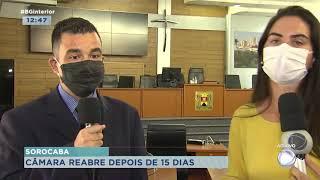 Sorocaba é reclassifica para fase laranja do Plano SP