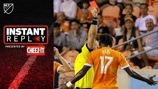 Video Houston gets 3 red cards and coach dismissed!! MP3, 3GP, MP4, WEBM, AVI, FLV Juni 2019