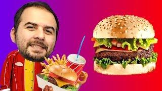 Hamburgerciler Yarışıyor - Sanal Gerçeklik