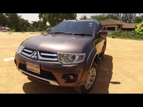 Rent a car Mitsubishi Pajero (13-15) Video