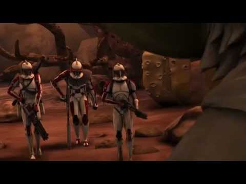 Star Wars The Clone Wars - Capitulo 1: Emboscada !