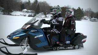9. Ski-Doo REV X Platform Review