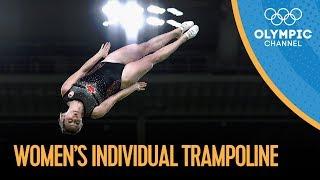 Women's Trampoline Individual Final | Rio 2016 Replay