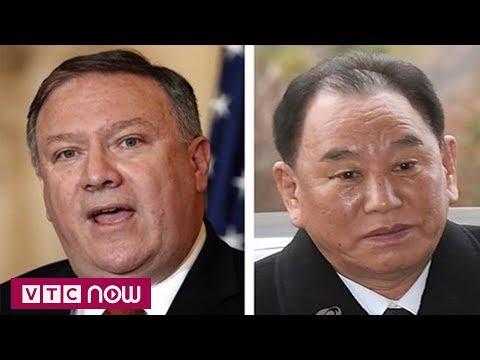 Đàm phán Mỹ - Triều đang đi đúng hướng | VTC1 - Thời lượng: 40 giây.