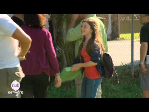 'Spooksville' Behind-the-Scenes Video with the Cast!