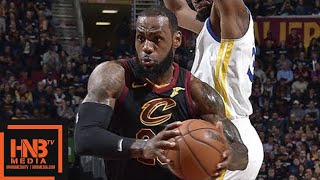 Download Video Cleveland Cavaliers vs Golden State Warriors Full Game Highlights / Jan 15 / 2017-18 NBA Season MP3 3GP MP4