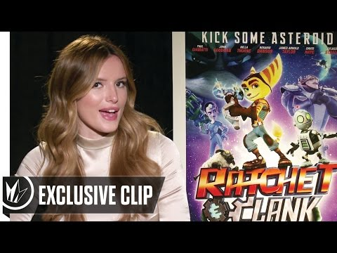 Ratchet & Clank (Clip 'Eat the Phone')