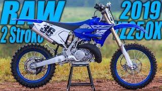 6. 2019 Yamaha YZ250X 2 Stroke Raw - Motocross Action Magazine