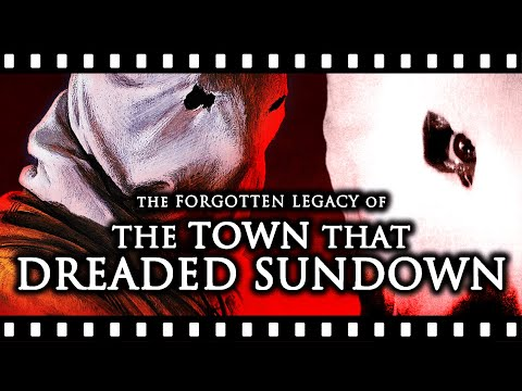 The Forgotten Legacy of THE TOWN THAT DREADED SUNDOWN