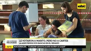 Los paraguayos volvieron a votar cruzado