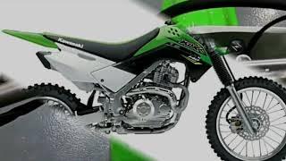 10. 2018 Kawasaki KLX 140L Overview