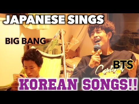 KOREAN SONGS KARAOKE IN MY ROOM!!!!!!!!