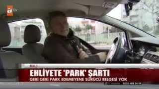 Burcu Burkut Erenkul - ATV - Ana Haber - Ehliyet Haberi - 2014