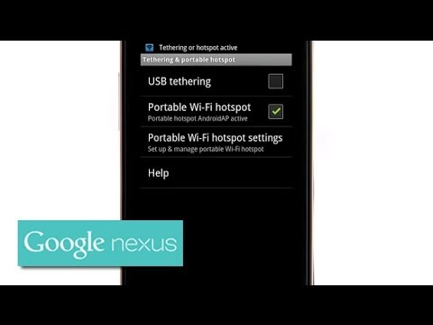 Explore Nexus S: Gingerbread Connectivity