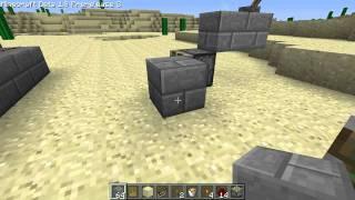 Minecraft - Tutorial: Door Trap