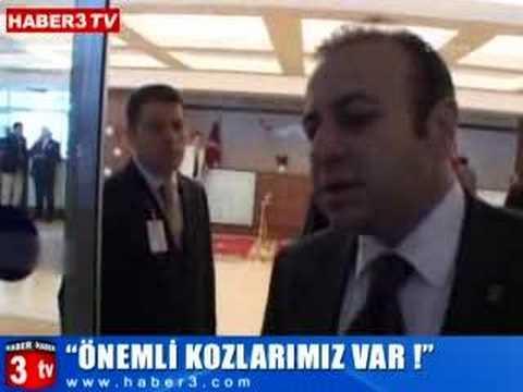 """Egemen Bağış: Türkiye-nin önemli kozları var"""""""
