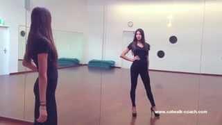 Video How to walk like a model - Before and After - Elite Model Look Finalist Nadine Keller MP3, 3GP, MP4, WEBM, AVI, FLV Juni 2018