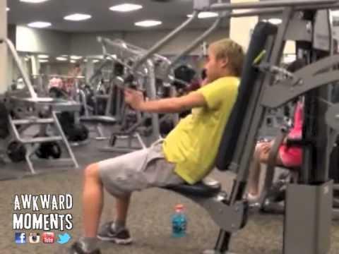 Best of Awkward Gym Moments v.8