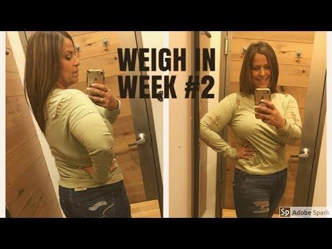 Atkins diet - OPTAVIA WEEK #2 WEIGH IN