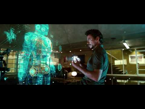 Iron Man 2 TV Spot 'Incoming'