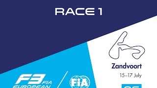 16th race of the 2016 season / 1st race at Zandvoort