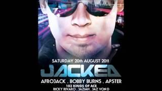Afrojack - Jacked Radio Show 005 21-08-2011 Mp3