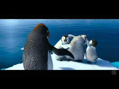 Делай ноги 2 трейлер/Happy Feet 2 Trailer