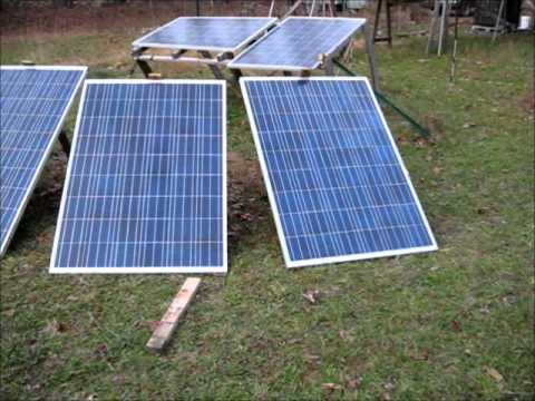 Rewiring RV Solar Panels First Eggs And A Huge Surprise