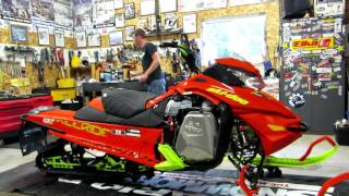 10. How to: Remove the Hood, Gauges and Airbox from a Ski-Doo XM/XS