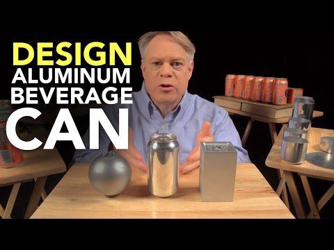 為什麼鋁罐一定要做成圓柱體?原因讓人不得不佩服阿!