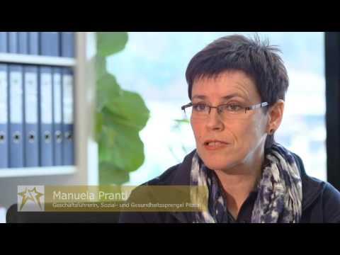 """1. posto """"medium enterprises"""": Sozial- und Gesundheitssprengel Pitztal"""