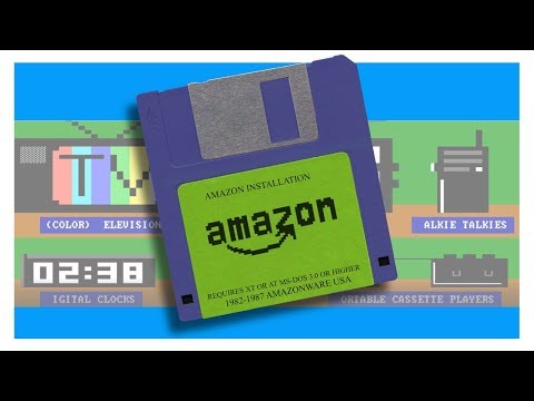 If Amazon Existed in the 80s