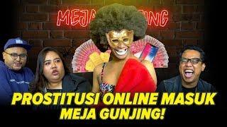 Video [MEJA GUNJING] - PROSTITUSI ONLINE MASUK MEJA GUNJING MP3, 3GP, MP4, WEBM, AVI, FLV Februari 2019