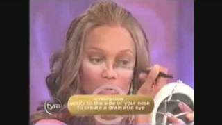 Tyra Banks Makeup Tips And Tricks In 5 Minutes