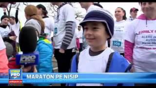 ProTV - Maratonul Nisipului 2015
