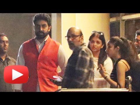 Aishwarya Rai's Father Is In The ICU; Abhishek Bac