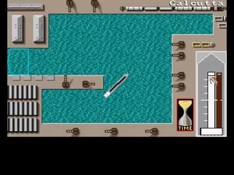100 Amiga games in 10 minutes!