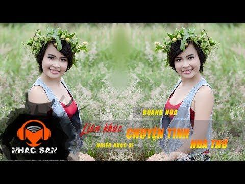Liên Khúc Chuyện Tình Nhà Thơ | Hoàng Hoa | Nhiều Nhạc Sĩ - Thời lượng: 5 phút, 50 giây.
