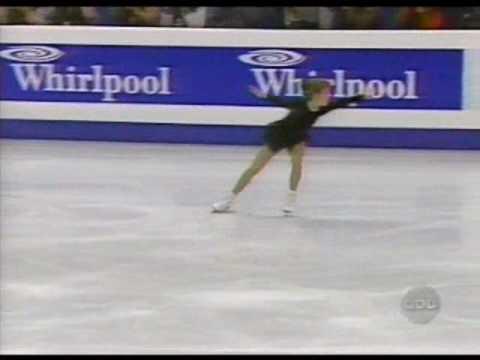 Tara Lipinski - 1997 Worlds SP