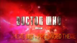 Doctor Who - Theme 2013 (Prolonged Theme) We don't own Doctor Who, the BBC does. This clip belongs to the BBC. Doctor Who est la propriété de la BBC, ...