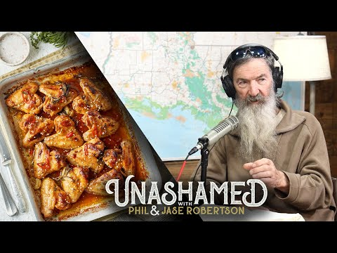 Phil Robertson's Sticky Chicken Recipe, Checking for Ticks, and Chasing Miracles | Ep 232