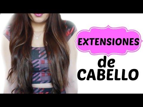 TODO SOBRE EXTENSIONES DE CABELLO