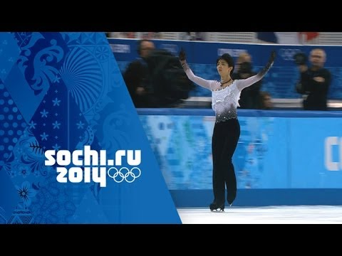 Yuzuru Hanyu's Gold Medal Winning Performance – Men's Figure Skating | Sochi 2014 Winter Olympics