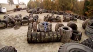 Video How Really Big Tires Are Recycled.wmv MP3, 3GP, MP4, WEBM, AVI, FLV Agustus 2018
