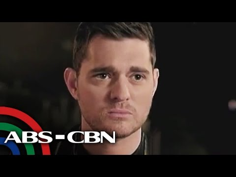 Michael - There is a Filipino dish that Grammy Award-winning singer, Michael Buble would not want to miss. Subscribe to ABS-CBN News channel! http://bit.ly/TheABSCBNNews Watch the full episodes of...