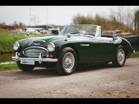 Austin Healey 3000 MK III – Classic review