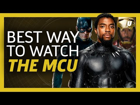 Avengers Infinity War: The Best Order To Rewatch The MCU Movies